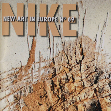 NIKE (New Art in Europe) N°69